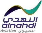 Alnahdi Aviation Logo