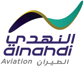 Alnahdi Aviation Retina Logo